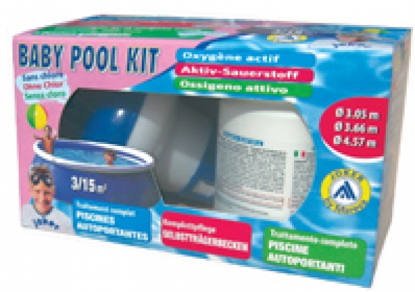 BABY POOL KIT MAREVA